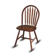 Стулья деревянные с жестким сиденьем