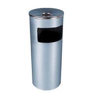 Урна офисная, корзины для мусора и урна-пепельница уличная, металлическая