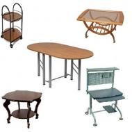 Столы компьютерные, журнальные столы и сервировочные