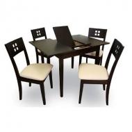 Столы обеденные, обеденные группы, стулья