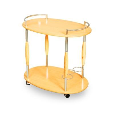 Стол для сервировки на колесах
