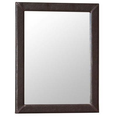 Зеркало кожаное Richi