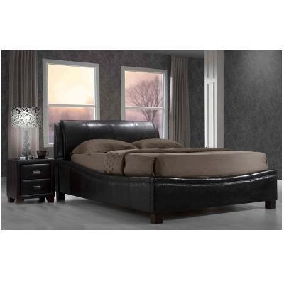 Кровать кожаная Verona, с подъемным механизмом и бельевым ящиком