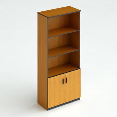 Шкаф книжный practic 225/2.