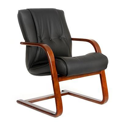 Кресло для посетителей Chairman CH-653V