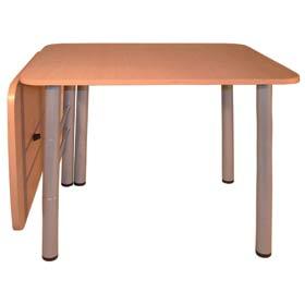 Стол трансформер обеденный Женева-3, прямоугольный