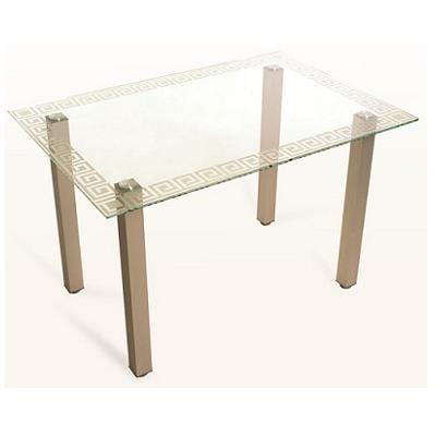 Стол обеденный Кристалл-4