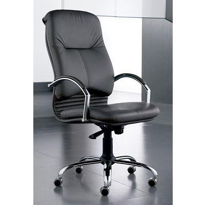 Кресло руководителя МАРА/П Chrome