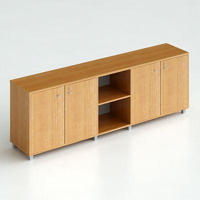 Шкаф для документов Premier-Lux 241/3