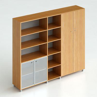 Шкаф для одежды/документов Premier-Lux 260/4