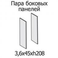 Пара боковых панелей