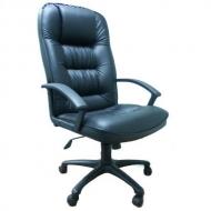 Кресло руководителя 9944 пластик кожа