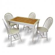 Стол RED 3045 (беленый дуб)