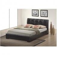 Кровать кожаная Milana