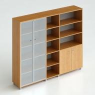 Шкаф книжный Premier-Lux 260/5