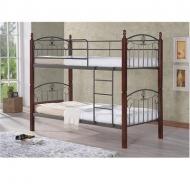 Кровать двухъярусная 203-DD
