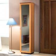 Шкаф обувной Бона-1, с зеркалом