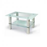Стол журнальный стеклянный Кристалл-2