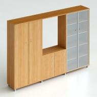 Шкаф для одежды/документов Premier-Lux 270/4