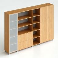 Шкаф для одежды/документов Premier-Lux 270/5