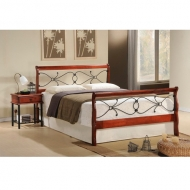 Кровать двуспальная МТ-6132
