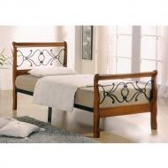 Кровать односпальная МТ-6133