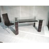 Стол стеклянный МТ-1654