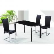 Стол стеклянный МТ-1655