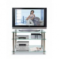 Подставка ТВ 3-100, металлик