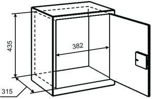 Несгораемый сейф для дома своими руками чертежи 53